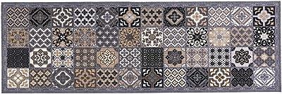 Bruce Starke Doormat, Grey, 150 x 50