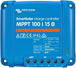 Victron SmartSolar MPPT 100/15 Solar Charge Controller 100V 15A with Bluetooth