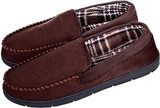 festooning Mens Fest003740G Moccasin Slippers