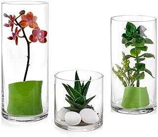 Explore Tall Round Glass Vases For Centerpieces Amazon Com