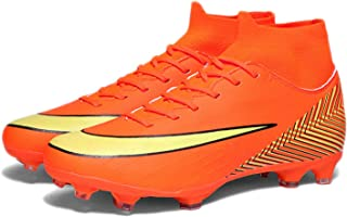 Long Spike Soccer Shoes,Performance Mundial Team Turf Soccer Cleat Shoes