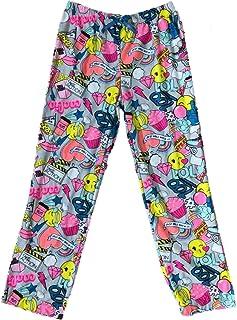 Total Girl Girls Gray Pink Blue Sleep Pant Sparkle Snooze Sleep LOL Pajama Bottoms