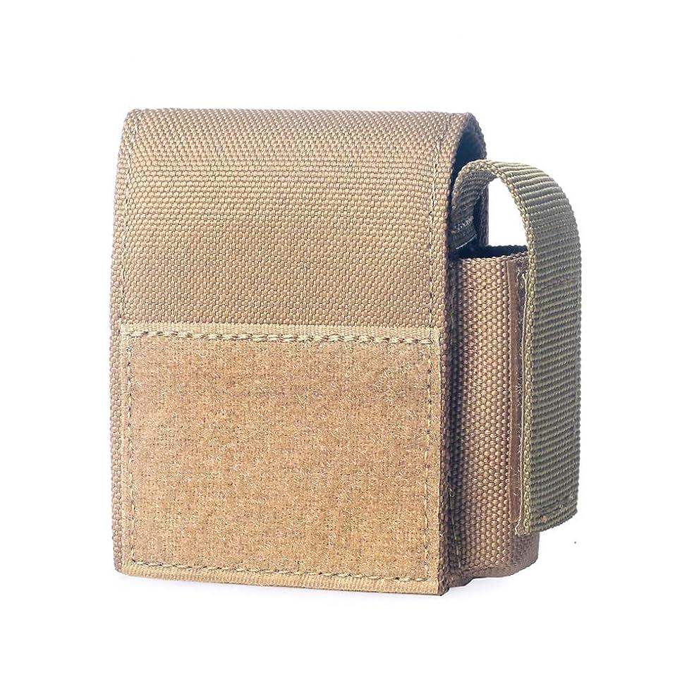 縫う大事にする人柄Bausweety ミニ ウエストポーチ メンズ ベルトポーチ アクセサリー 道具 小物入れ モール対応