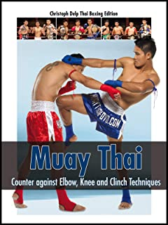 muay thai clinch knee