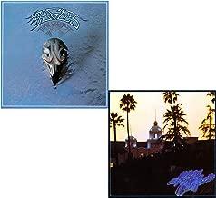 Their Greatest Hits (71-75) - Hotel California - Eagles 2 LP Vinyl Album Bundling - 180 gram