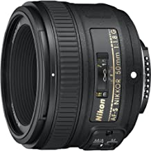 Best nikon 50mm f1 8 manual Reviews