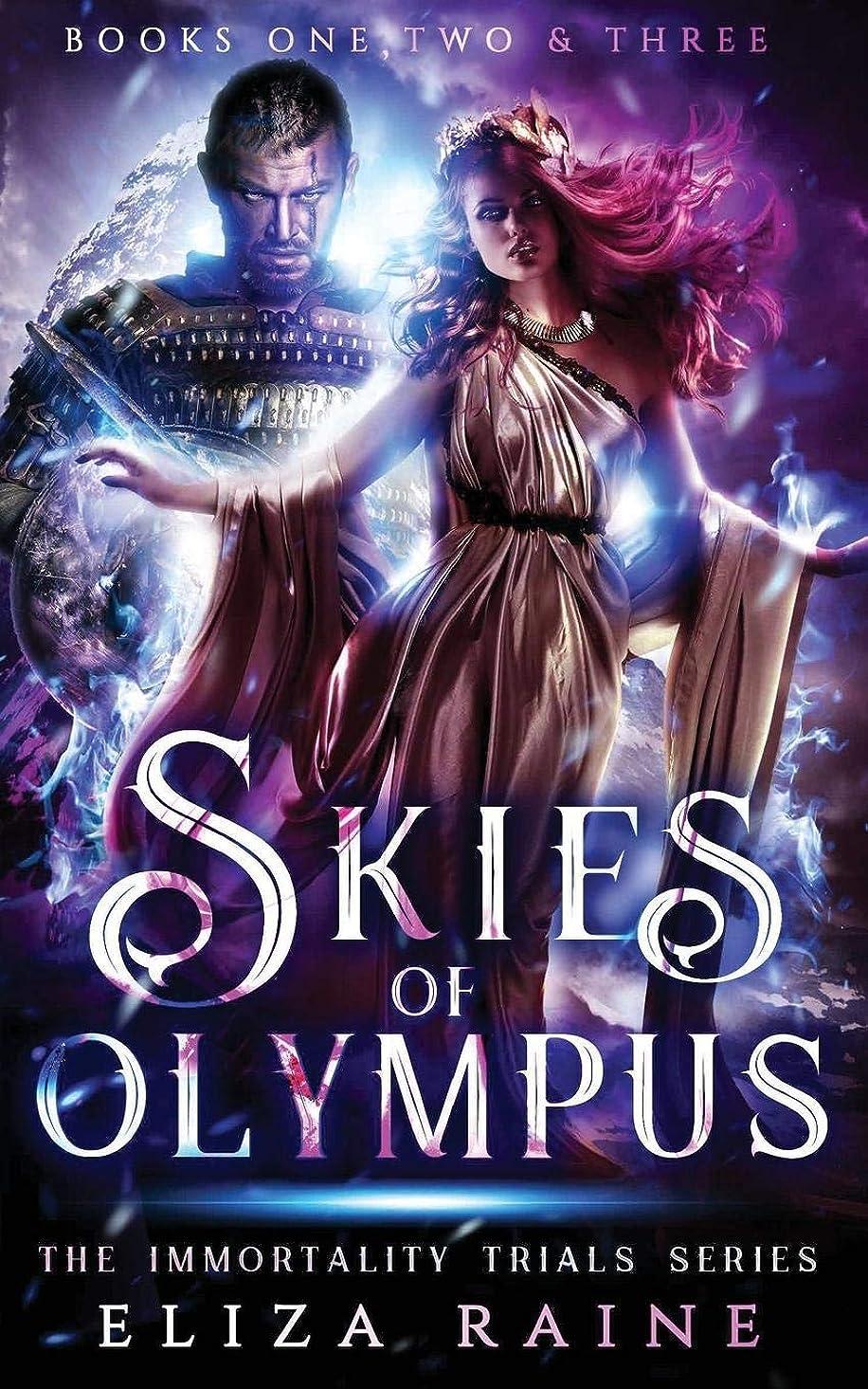 効率後記録Skies of Olympus: Books One, Two & Three (The Immortality Trials)