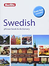 Berlitz Phrase Book & Dictionary Swedish (Bilingual dictionary)