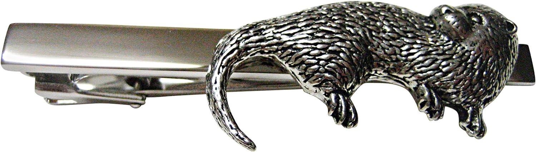 Kiola Designs Otter Square Tie Clip