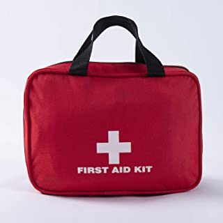Handsome H First Aid Kit Outdoors Set for Any Home,Sports,Hiking,Travel,Camping 251 Pieces