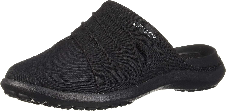 Crocs Womens Capri Mule Clog