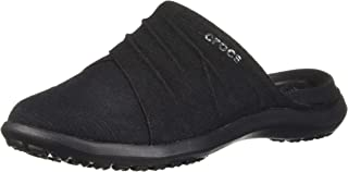 crocs women's capri mules