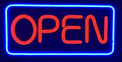 outdoor led open signs sale