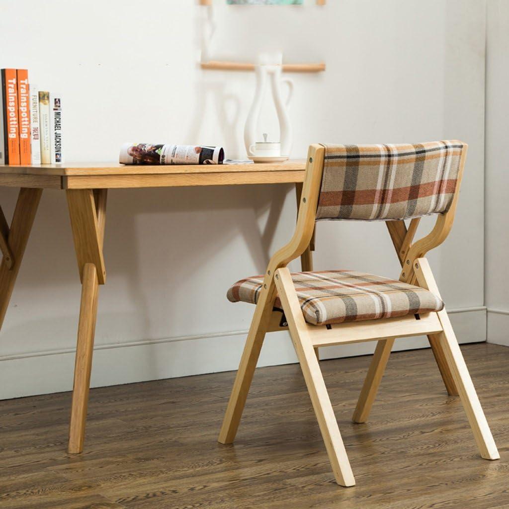 XXT-Chaise à Manger Minimaliste Moderne Durable (Color : A) D