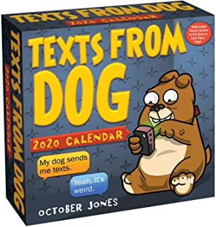Texts from Dog 2020 Day-to-Day Calendar