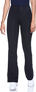BodyTalk Women's BDTKW LEGGINGS 4/4 BOOTCUT High-Waisted Leggings