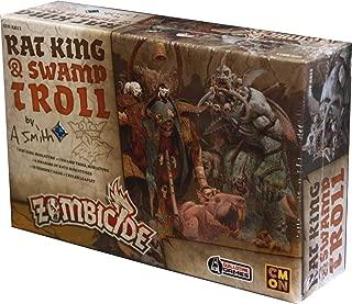 Zombicide: Green Horde Rat King & Swamp Troll (Kickstarter Exclusive)