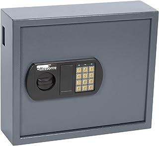 Armoire à clés numérique OfficeForce® - Sécurité jusqu'à 50 clés - Serrure à code double boulon (20101)