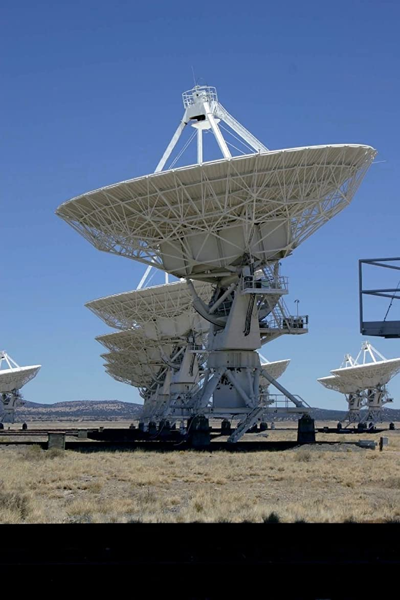 Radio Telescope Journal: 150 page lined notebook/diary