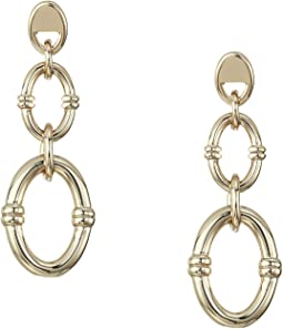 Link Linear Earrings