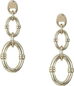 Link Linear Earrings