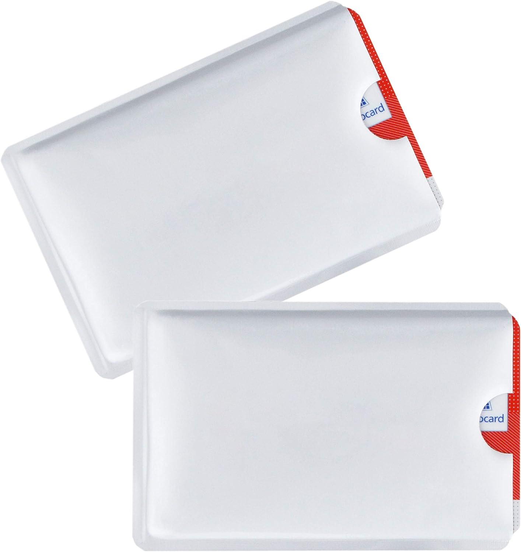 Diawell Rfid Nfc Schutzhülle Blocker Datenschutz Abschirmung Personalausweis Kreditkarte Küche Haushalt