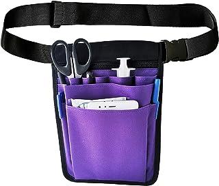 Nurse Utility Organizer Belt Fanny Pack Hip Bag Waist Pack Pouch Case for Medical Scissors Care Kit Tool