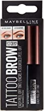 Maybelline New York Brow Tattoo Longlasting Tint, Dark Brown, 4.9 ml