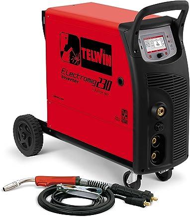 Amazon.es: TELWIN - Equipos de soldadura / Herramientas eléctricas ...