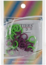 Knitter's Pride KP800172 Mio Stitch Split Ring Markers (30 Pack)