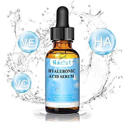 Hyaluronic Acid Serum-100% Pure Hyaluronic Acid...