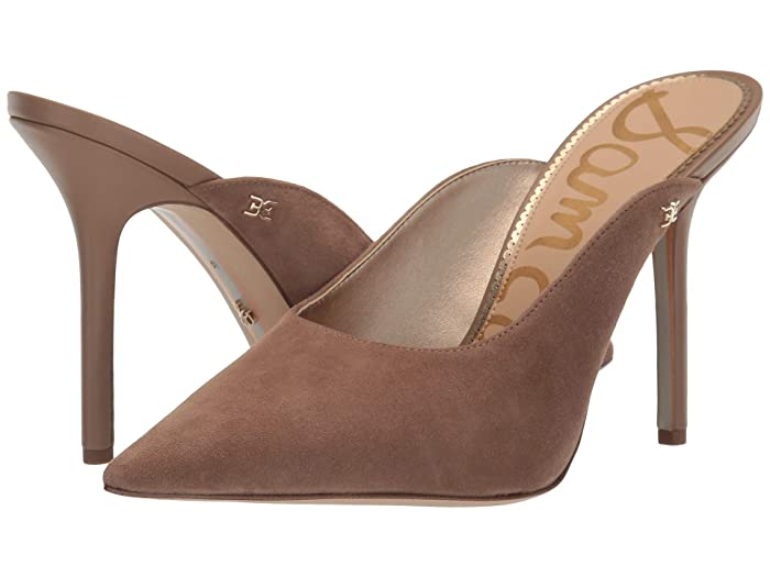 Sam Edelman  Addilyn (Praline Kid Suede Leather) Womens Shoes