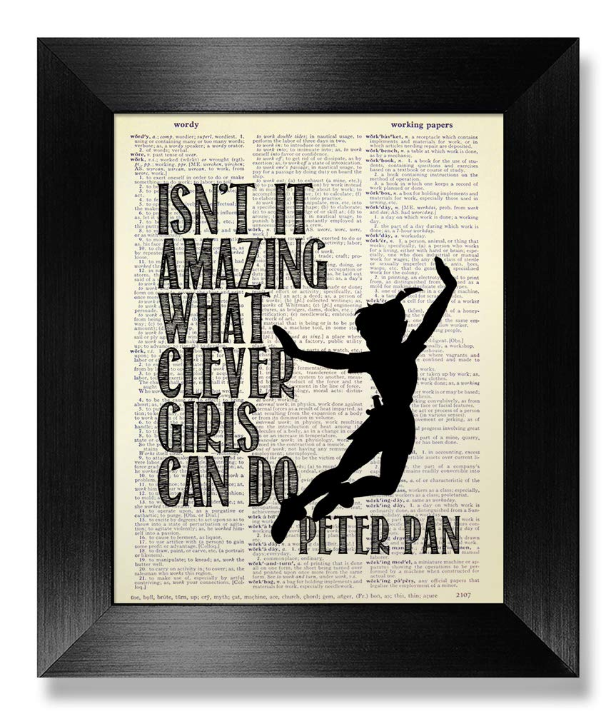 Isn't It Amazing What Clever Girls Pan Quote Manufacturer direct delivery Can Do El Paso Mall Peter