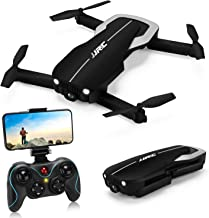 $99 » Drones with 1080P HD Camera for Beginners,JJRC H71 Foldable Drone with Optical Flow Positioning, FPV WiFi Live Video Quadcopter for Adults,22mins Long Flight Time Rc Drone-Altitude Hold (Black)