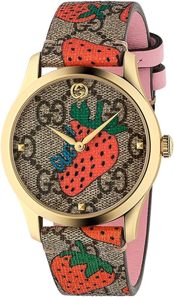 Gucci orologio da uomo YA1264133