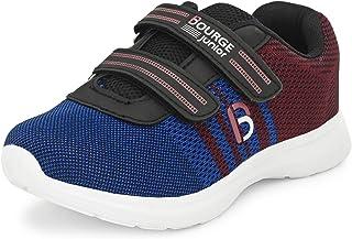 Bourge Boy's Orange-Z7 Running Shoes