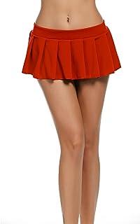 c9ee3c2ae65f Suchergebnis auf Amazon.de für: Roter Minirock: Bekleidung