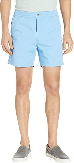 Cotton Stretch Twill Shorts
