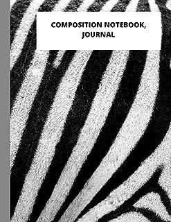 COMPOSITION NOTEBOOK, JOURNAL (IMMACULATE NOTEBOOKS/JOURNALS)