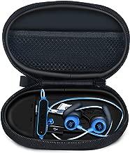 Esimen Double Output Ports Wireless Bluetooth Headphone Charging Case for Jaybird X3 Beats X Powerbeats 3 Bose Quietcontrol 30 Bose SoundSport Pulse Battery Case with 2000mAh Power Bank (Black