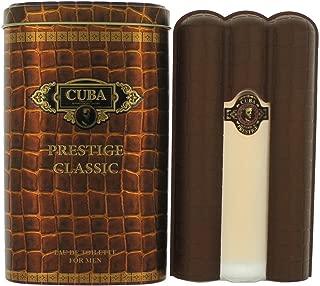 Champs Cuba Prestige Eau de Toilette Spray for Men, 3 Ounce