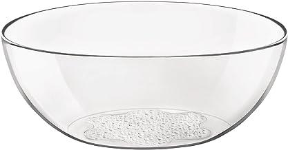 Bormioli Rocco Hya Salad Bowl, Clear, Set of 12