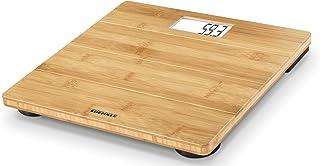 Soehnle Bamboo Natural Personal Digital Bathroom Scale