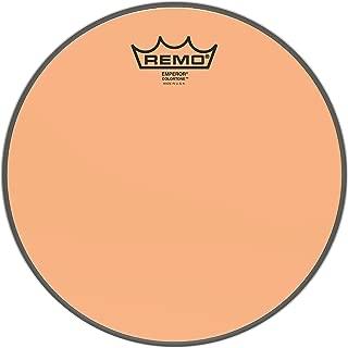 Remo Emperor Colortone Orange Drumhead ,10