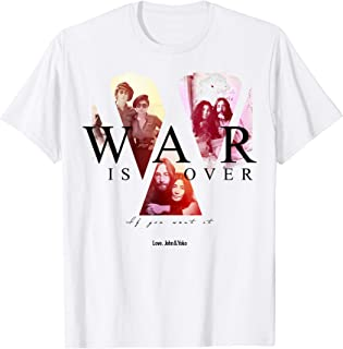 John Lennon - War is Over T-Shirt