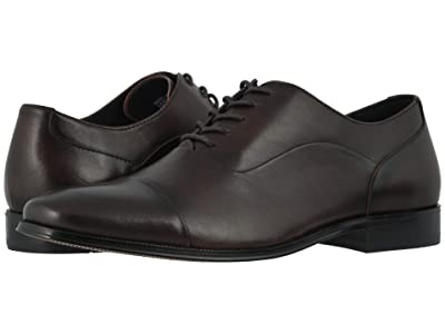 Florsheim Jetson Cap Toe Oxford (Brown Smooth) Men