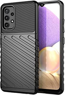 RanTuo Case for Realme V13 5G, Anti-Scratch, Soft Silicone, Shockproof, Cover for Realme V13 5G.(Black)
