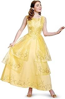 Women's Plus Size Belle Ball Gown Prestige Adult Costume