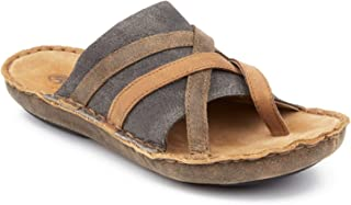 Sanddollar Sandal Women's Leather Softbed Flip Flop
