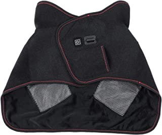 Mantón de masaje calentado Mantón de moxibustión eléctrico Mantén de carga USB Cuidado de hombro Masajeador Mantón de masaje cervical para cuello de hombro Dolor cervical, cuello rígido